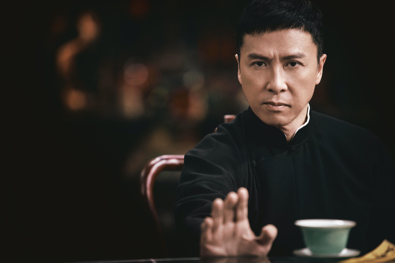 《叶问4》定档12月20日,甄子丹打进美国军营图片