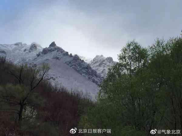 门头沟灵山,于广云拍摄
