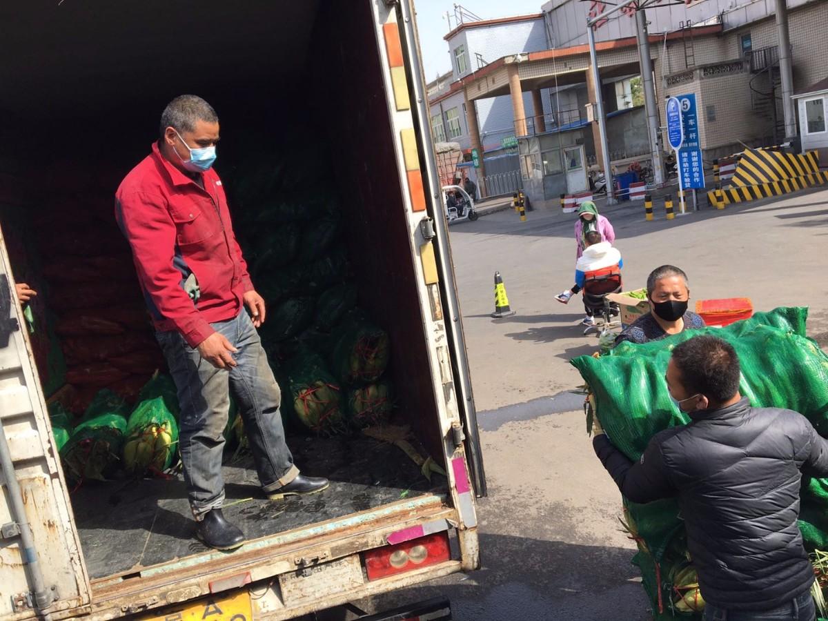 北京最大菜籃子98%商戶復工,蔬菜供應已恢復節前水平