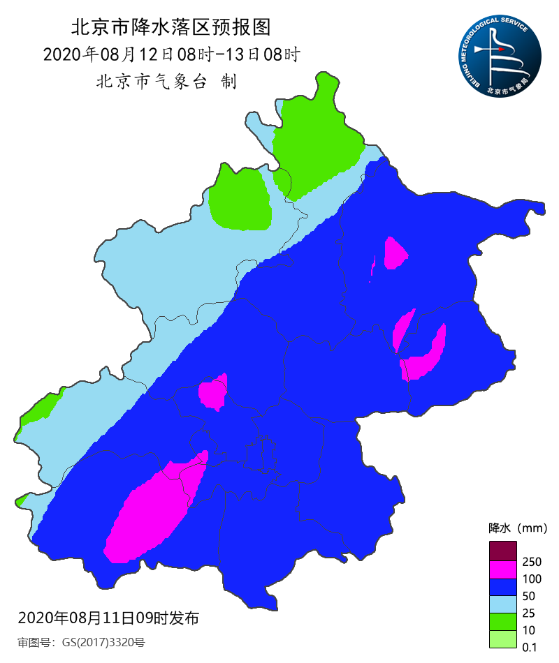 入汛最强降雨预计明早开始,最大小时雨强可达80至100毫米