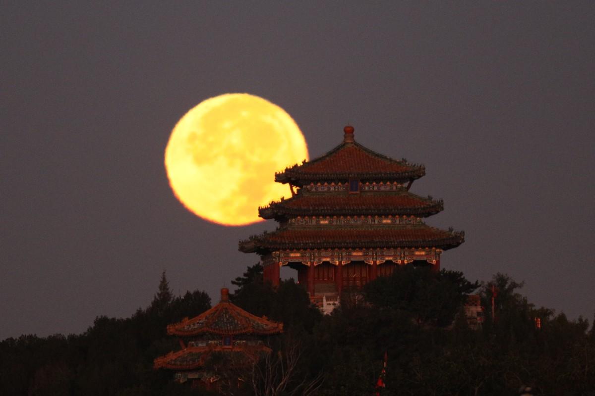 北京这10处今晚最美!2020中秋赏月指南来了