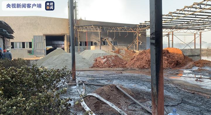浙江衢州工厂火灾对环境及人体有何影响?回应来了 衢州重工厂