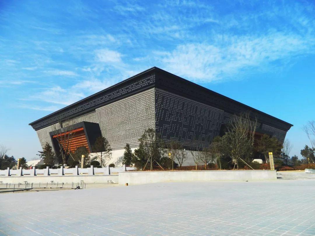 梁带村芮国遗址博物馆 资料图